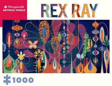 Pomegranate Puzzel Rex Ray 1000 stukjes