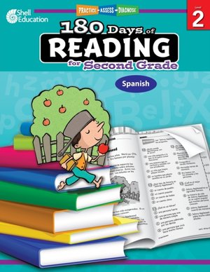 180 Days of Reading for Second Grade -  (Spanish)