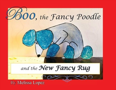 Boo, The Fancy Poodle, And The New Fancy Rug