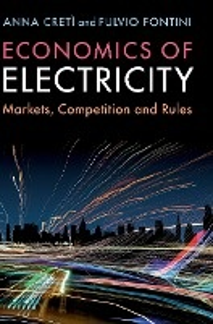 Economics Of Electricity