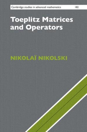 Toeplitz Matrices And Operators