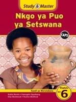 Study & Master Nkgo Ya Puo Ya Setswana Kaedi Ya Morutabana Mophato Wa 6