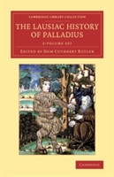 Lausiac History Of Palladius 2 Volume Set