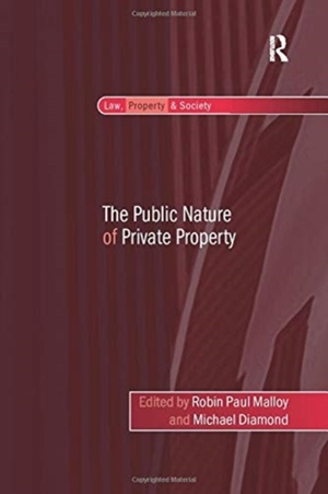 Public Nature Of Private Property