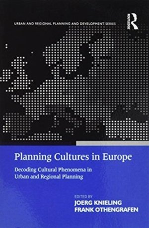 Planning Cultures In Europe