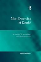 Most Deserving Of Death?