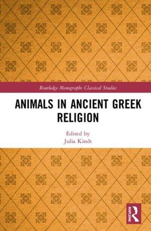 Animals In Ancient Greek Religion