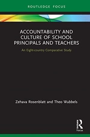 Accountability And Culture Of School Teachers And Principals