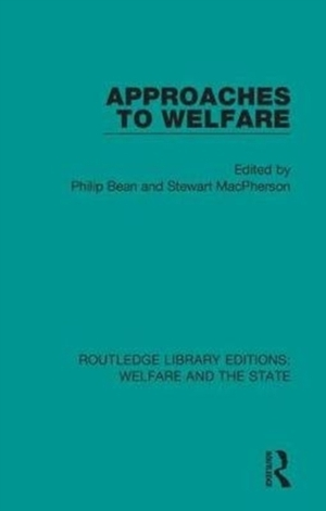 Approaches To Welfare