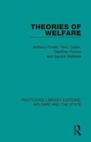 Theories Of Welfare