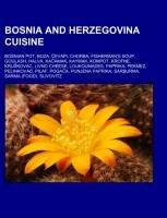 Bosnia and Herzegovina cuisine