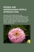 Bosnia and Herzegovina people Introduction