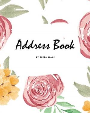Address Book (8x10 Softcover Log Book / Tracker / Planner)