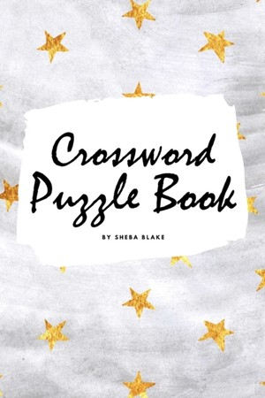 Crossword Puzzle Book For Young Adults And Teens (6x9 Puzzle Book / Activity Book)