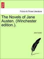 Novels Of Jane Austen. (winchester Edition.).