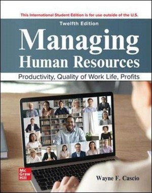 Ise Managing Human Resources