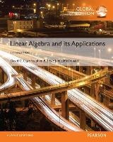 Linear Algebra And Its Applications, Global Edition