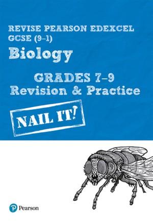 Revise Pearson Edexcel Gcse (9-1) Biology Grades 7-9 Revision & Practice