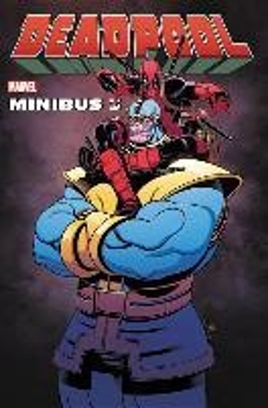 Deadpool Minibus 3