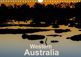 Western Australia / UK-Version (Wall Calendar 2020 DIN A4 Landscape)