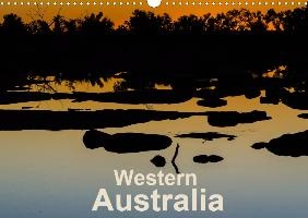 Western Australia / UK-Version (Wall Calendar 2020 DIN A3 Landscape)