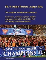 Ipl9: Indian Premier League 2016