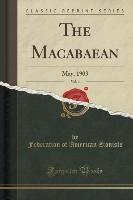 The Macabaean, Vol. 4