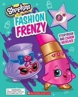Fashion Frenzy (shopkins: Storybook With Charm Necklace)