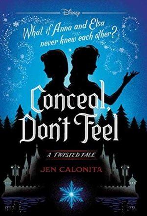 Frozen Conceal Dont Feel  A Twisted Tal3e