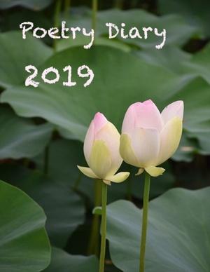 Poetry Diary 2019 (paperback)