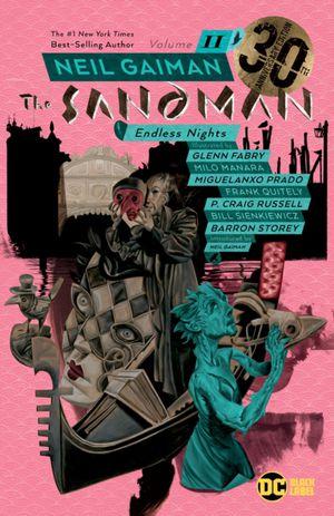 Sandman Volume 11: Endless Nights 30th Anniversary Edition