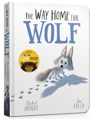 The Way Home For Wolf Board Book