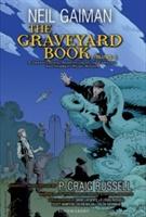 Graveyard Book Graphic Novel, Part 2