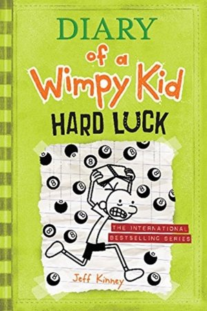 Diary of a Wimpy Kid # 8: Hard Luck