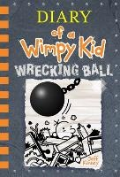 Diary of a Wimpy Kid Book 14.Wrecking Ball