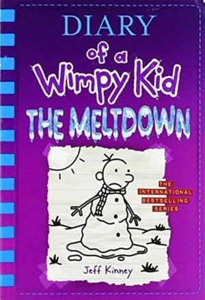 Meltdown (diary Of A Wimpy Kid Book 13) Export Edition