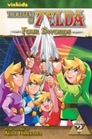 The Legend Of Zelda, Vol. 7