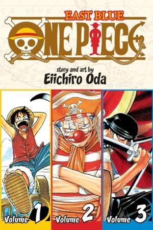 One Piece (omnibus Edition), Vol. 1