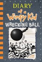 DIARY OF A WIMPY KID #14 WRECK