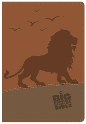Csb Big Picture Interactive Bible, Lion Leathertouch