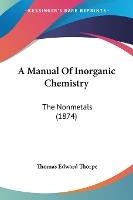 Manual Of Inorganic Chemistry