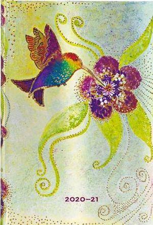 Paperblanks Diary Mini Hummingbird 18 maanden 2020-2021 agenda