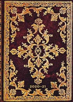 Paperblanks Diary Midi Jewel of Urbino 18 maanden 2020-2021 agenda