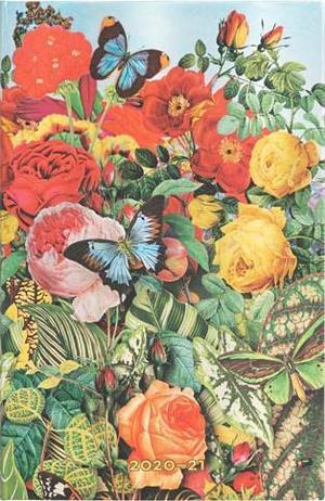 Paperblanks Diary Maxi Butterfly Garden 18 maanden 2020-2021 agenda