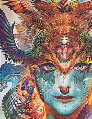 Paperblanks Diary Ultra Dharma Dragon 18 maanden 2020-2021 agenda
