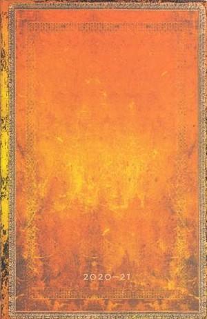 Paperblanks Flexi Diary Maxi Clay Rust 18 maanden 2020-2021 agenda
