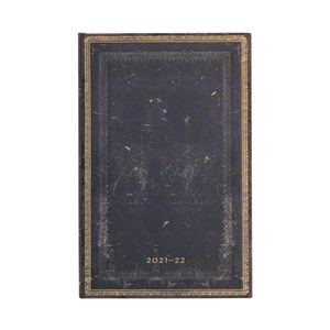 Paperblanks Diary Maxi Vertical Arabica 18 maanden 2021-2022 agenda