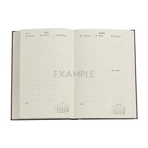 Paperblanks Diary Maxi Flexi Vertical Azure 18 maanden 2021-2022 agenda