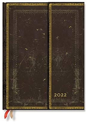 Paper blanks Diary Ultra Horizontal Arabica Agenda 2022