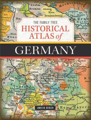 Family Tree Historical Atlas Of Germany